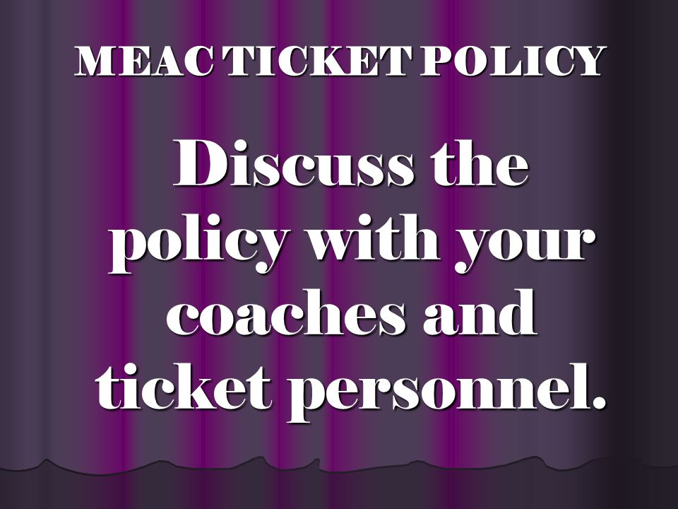 PERMISSIBLE AMOUNT OF PASSES PERMISSIBLE AMOUNT OF PASSES - 240 Football - 60 Mens Basketball - 60 Mens Basketball - 60 Womens Basketball - 60 Womens Basketball DIRECTORS OF ATHLETICS TICKETS - 60 Tickets for Football - 60 Tickets for Football - 30 Tickets for Mens & Womens Basketball - 30 Tickets for Mens & Womens Basketball combined combined