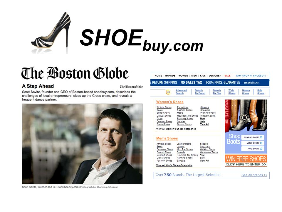 SHOE buy.com