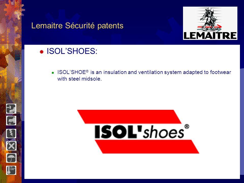 Lemaitre Sécurité patents BI-DENSITY WINDOW From a new concept, the BI-DENSITY WINDOW ® was developed and patented by Lemaitre Sécurité.