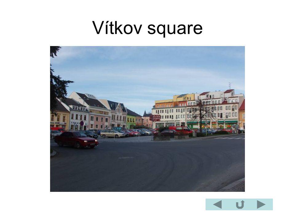 Vítkov square