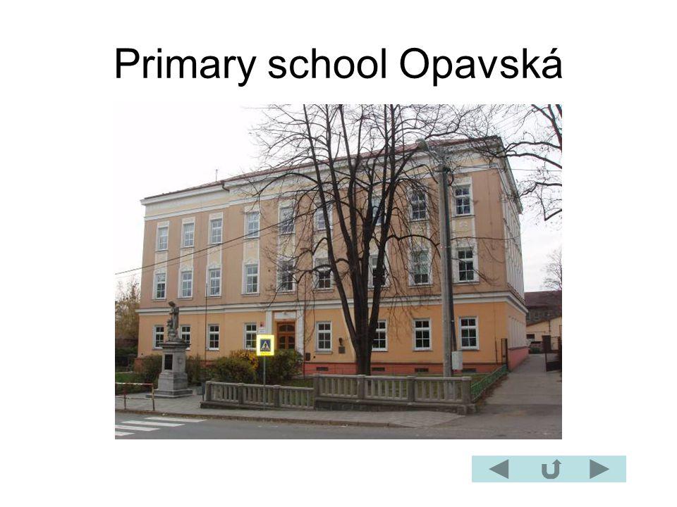 Primary school Opavská