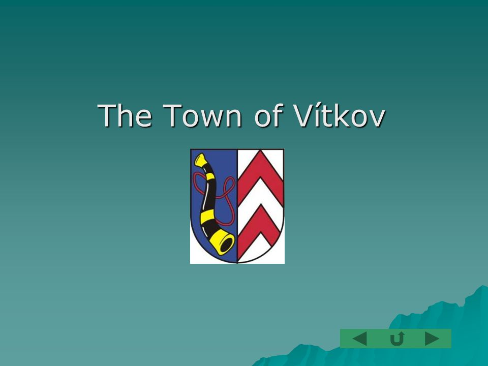 The Town of Vítkov