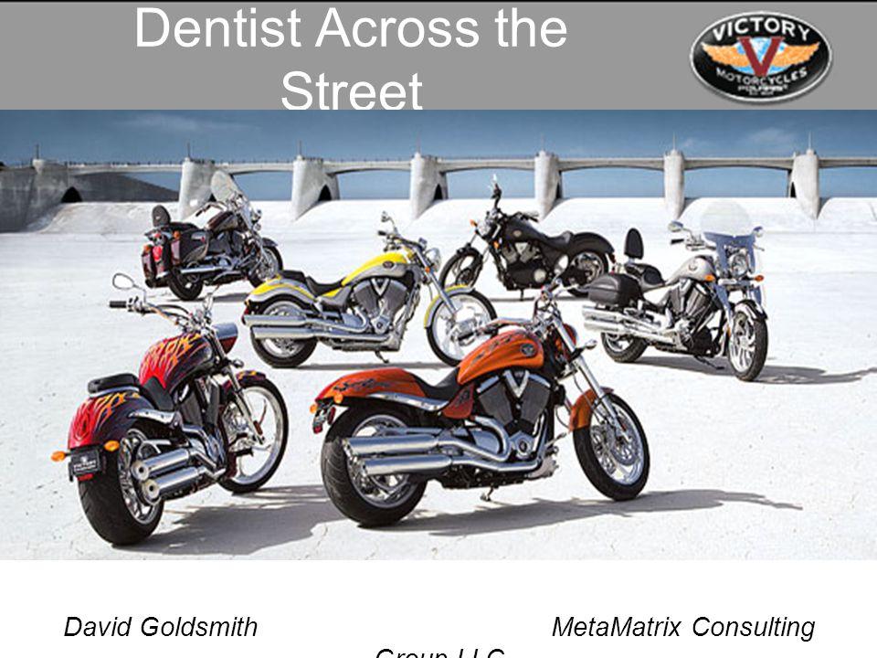 David Goldsmith MetaMatrix Consulting Group LLC