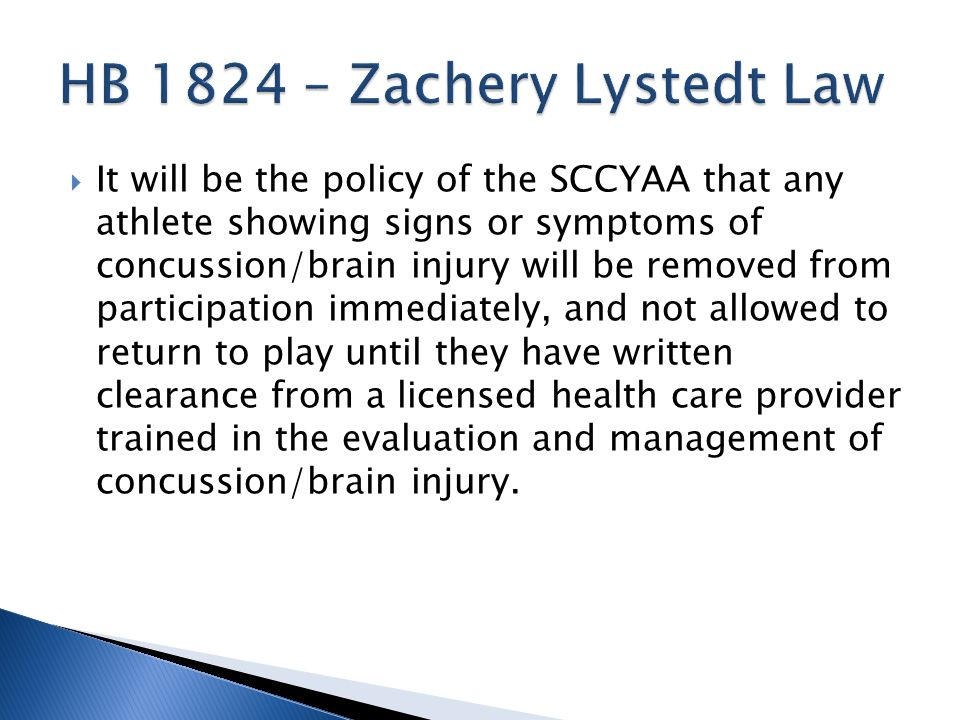 What licensed health care providers are trained in the evaluation and treatment of concussions/brain injuries and authorized to allow the athlete to return to play.