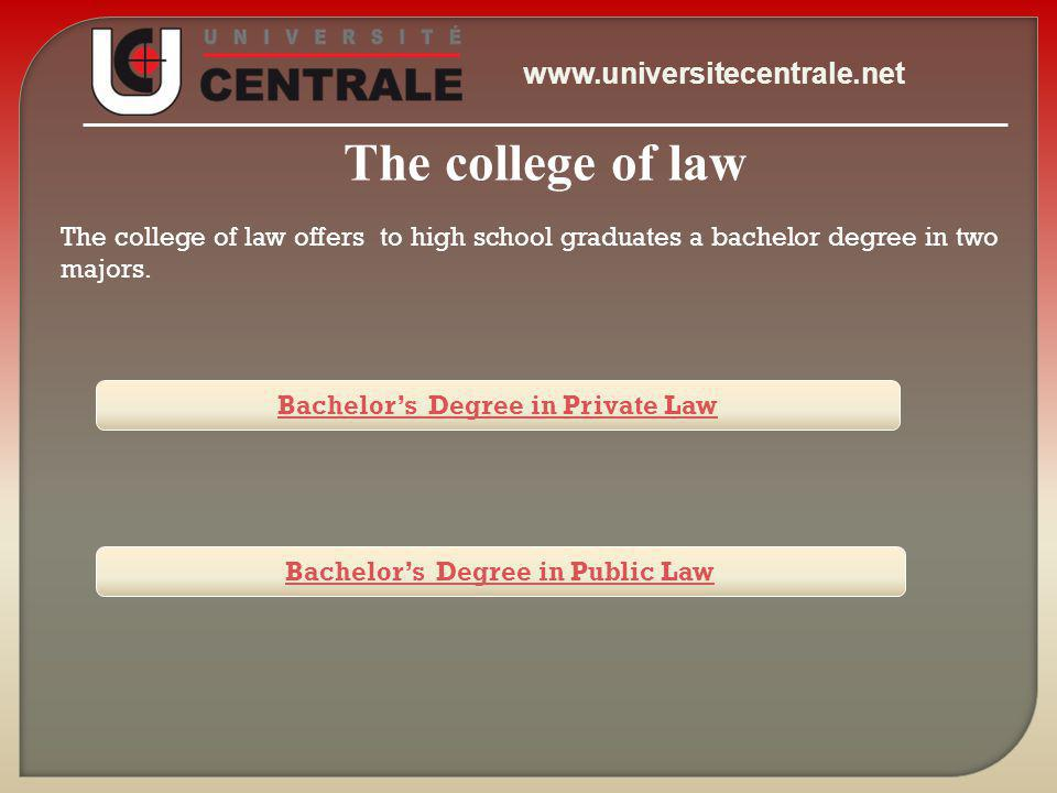 www.universitecentrale.net By no means, the University fees can be raised more than 5% every year.