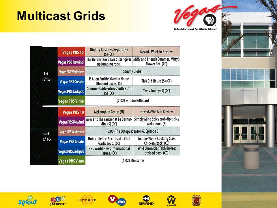 Multicast Grids