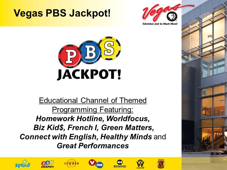 Vegas PBS Jackpot.