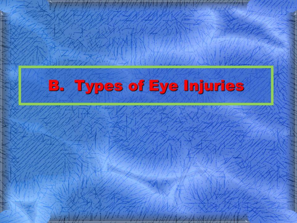 G. Eye Injury First Aid