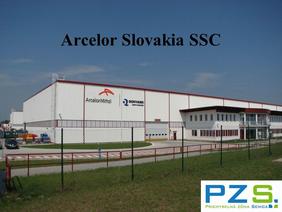 Arcelor Slovakia SSC