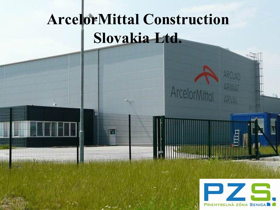 ArcelorMittal Construction Slovakia Ltd.