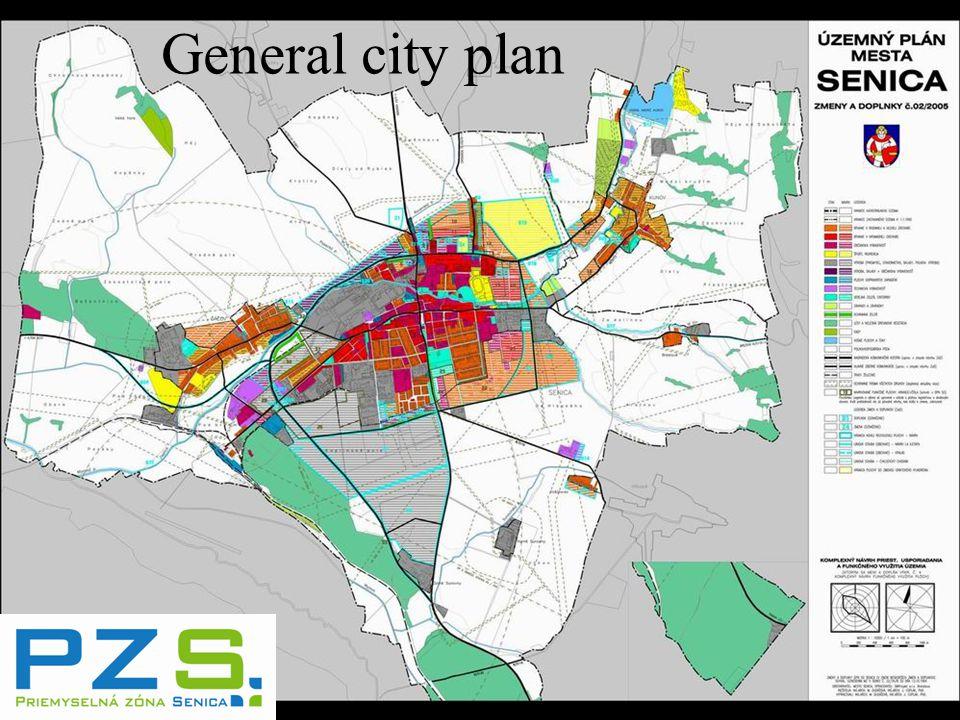 General city plan