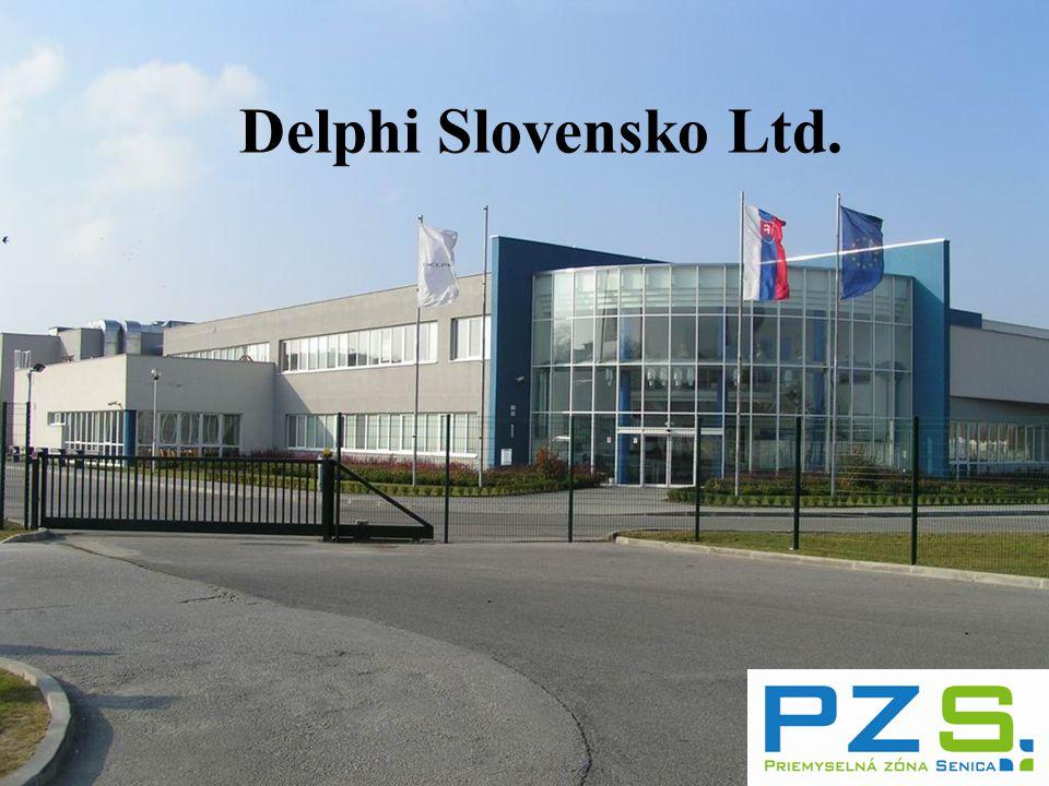 Delphi Slovensko Ltd.