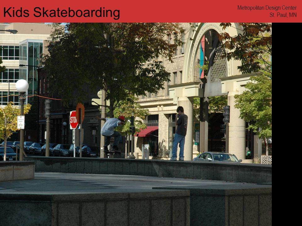 www.annforsyth.net Kids Skateboarding Metropolitan Design Center St. Paul, MN