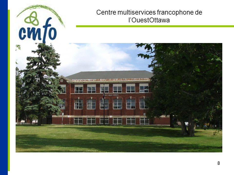 8 Centre multiservices francophone de lOuestOttawa