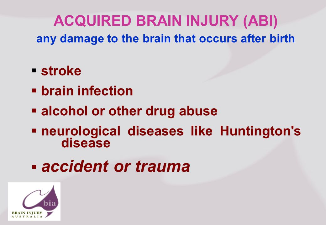 Nick Rushworth Executive Officer Brain Injury Australia Its never just about the numbers, but… Click to edit Master title style Click to edit Master s