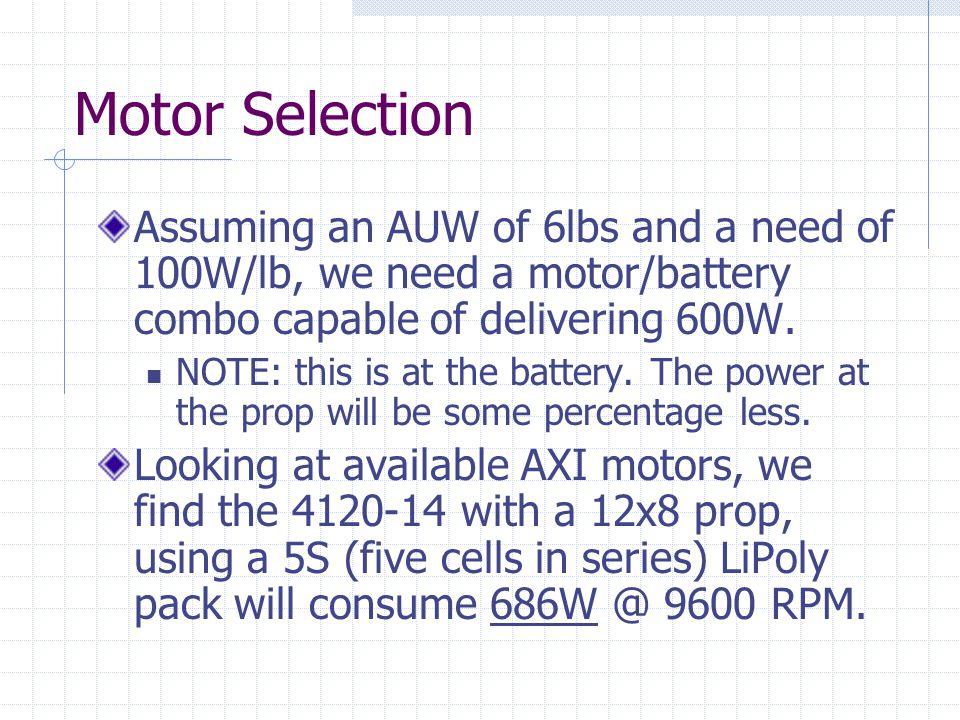 AXI 4120-14 Specs Specification No.Of cells12 - 16 4 - 5 Li-Poly RPM/V660 RMP/V Max.