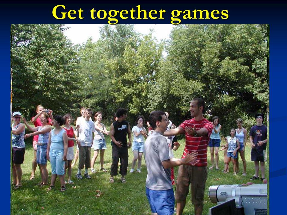 Get together games