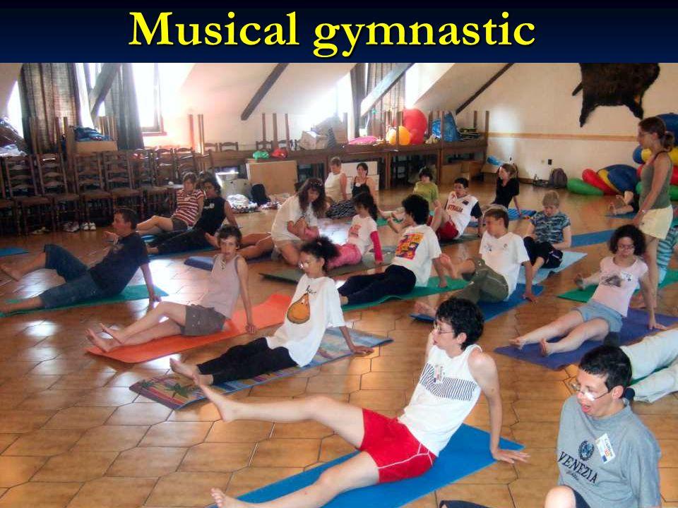 Musical gymnastic
