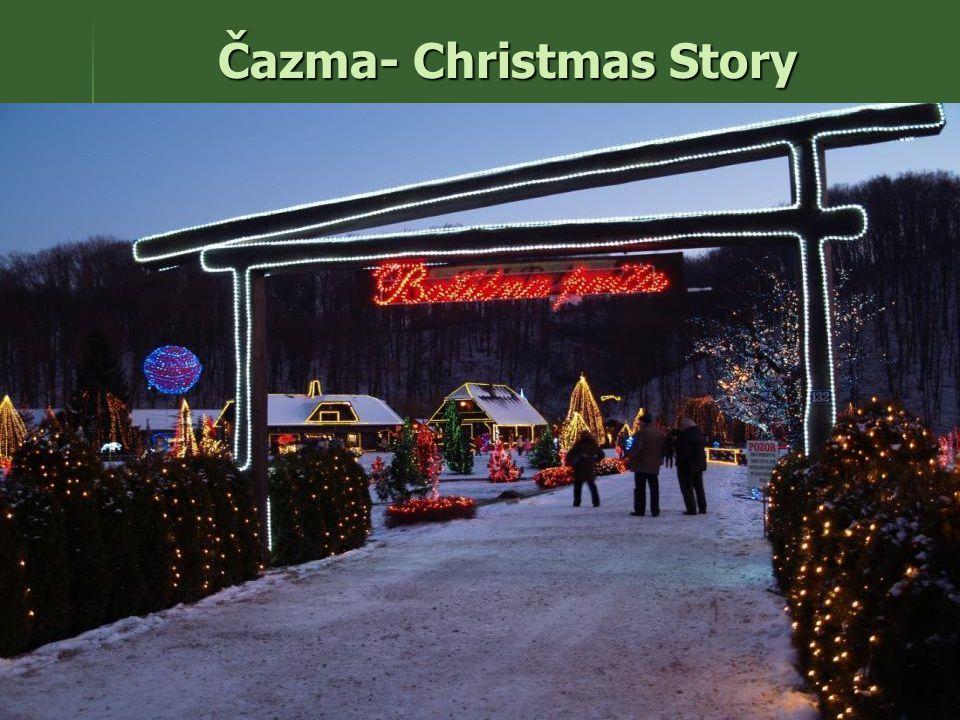 Čazma- Christmas Story