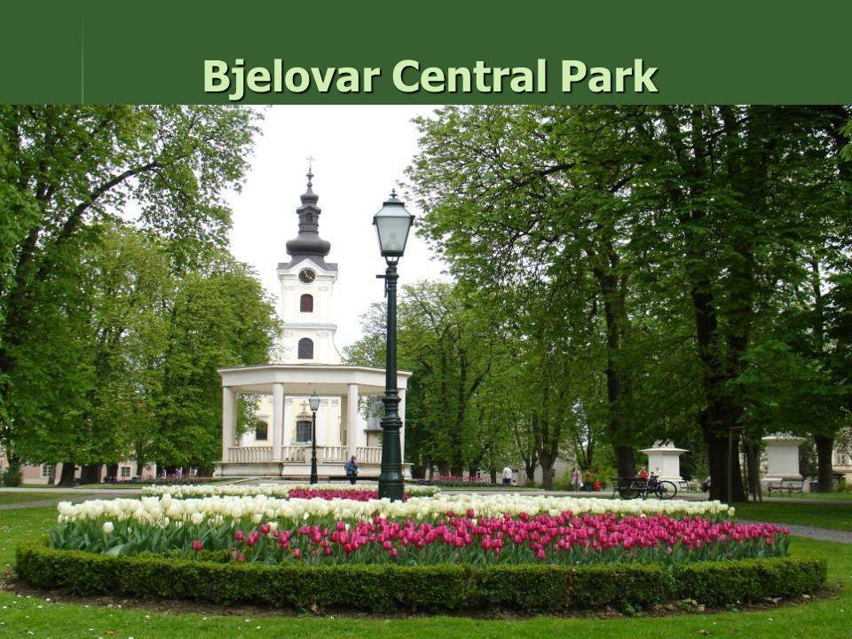 Bjelovar Central Park