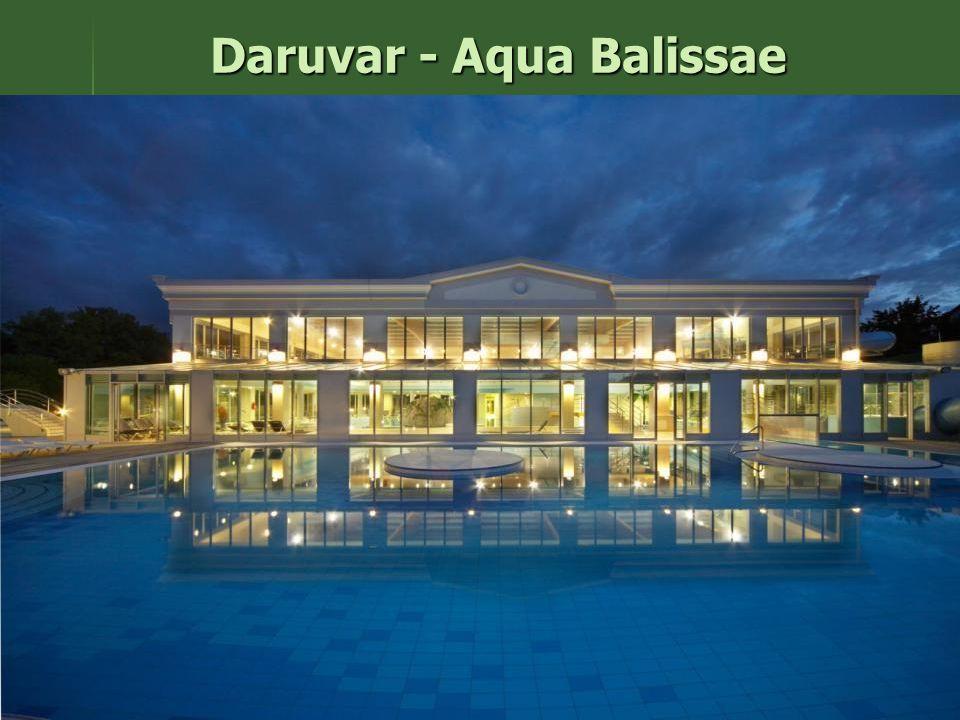 Daruvar - Aqua Balissae