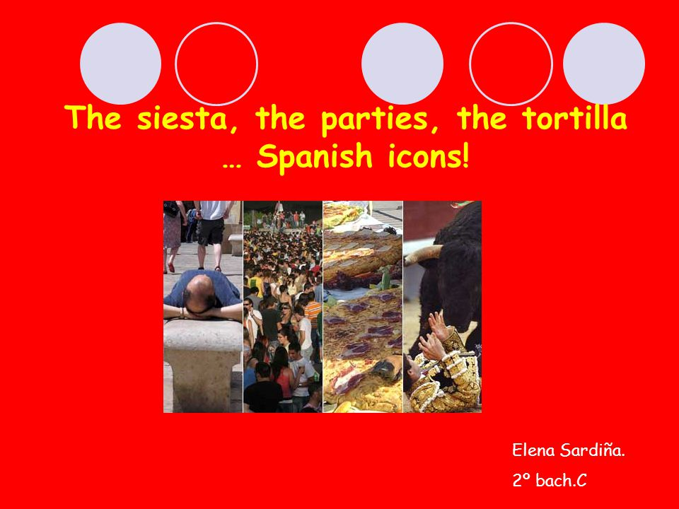 Popular Holidays such as The bull ridings in Pamplona or the Fallas in Valencia are the most representative feasts n Spain..