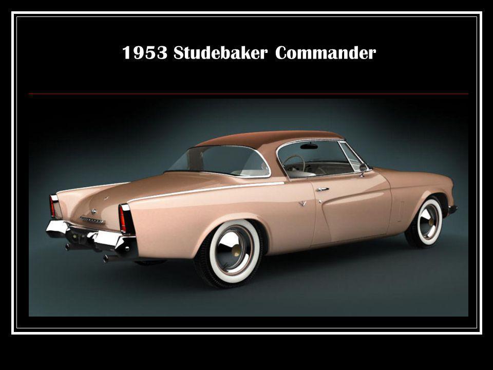 1953 Cadillac El Dorado
