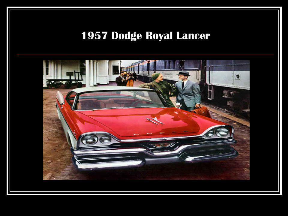 1957 Cadillac El Dorado Biarritz