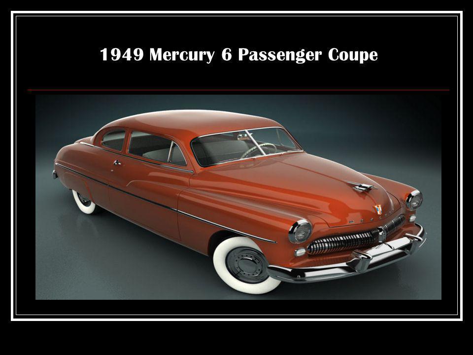 1949 Cadillac 62 Sedanet