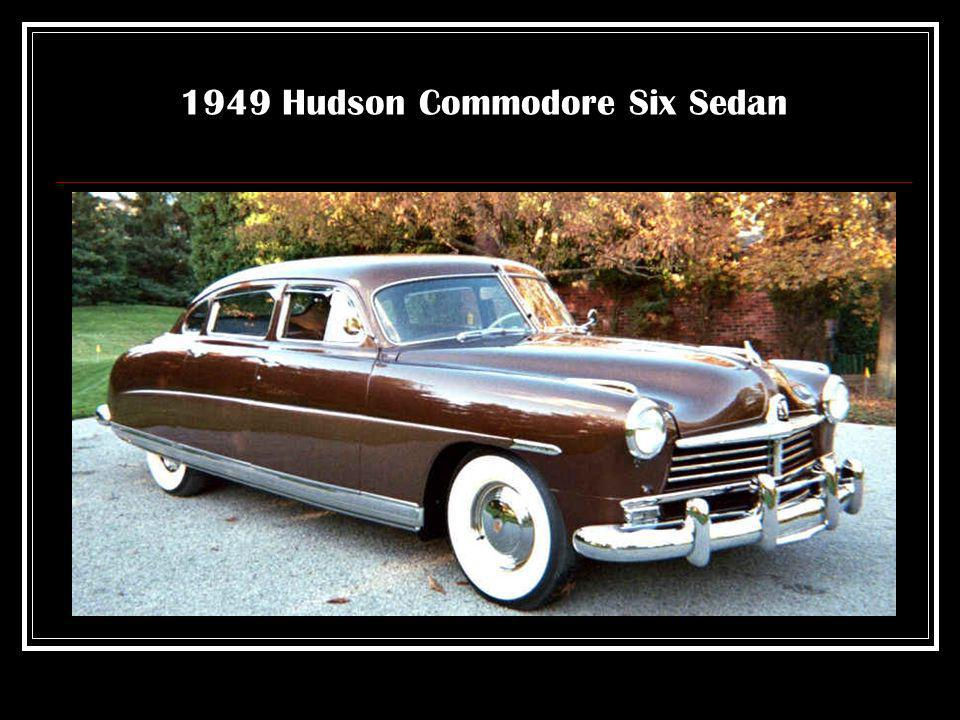 1949 Futuramic Oldsmobile 88