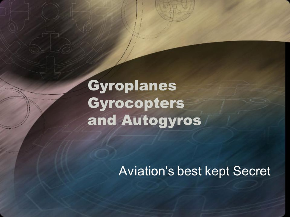 Gyrocopter, Gyroplane, Autogyro.Do they all mean the same thing.