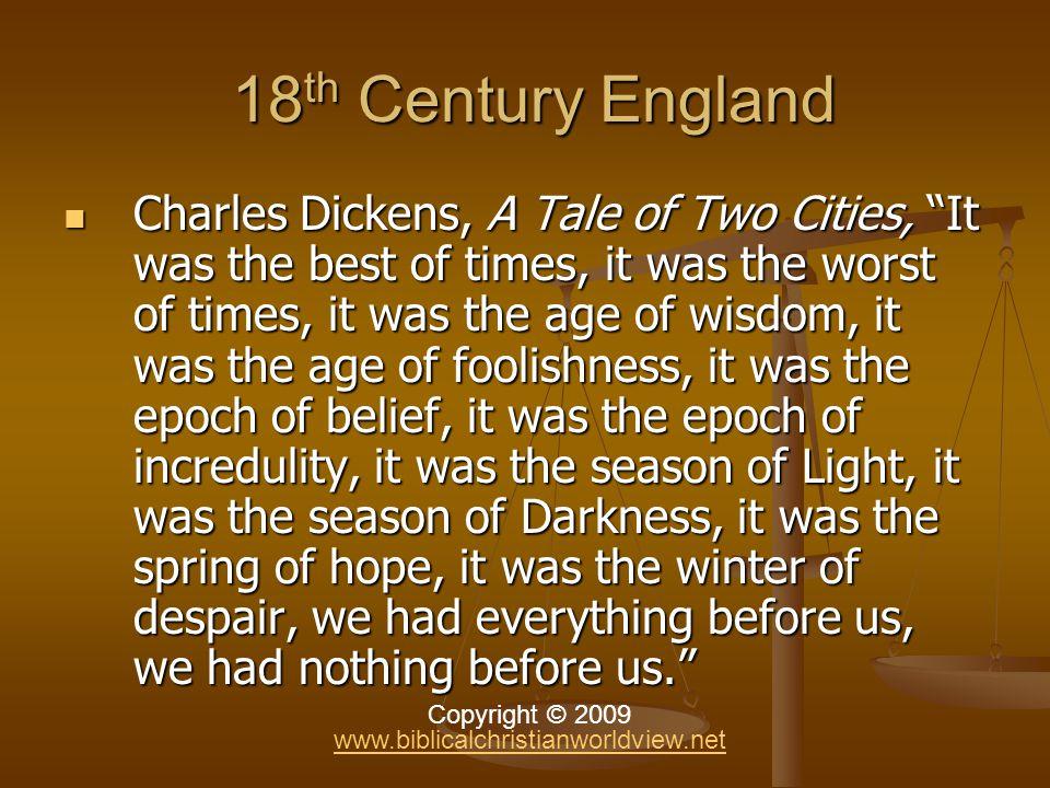 England After Wesley … Spread of good, Biblical literature through literature societies.
