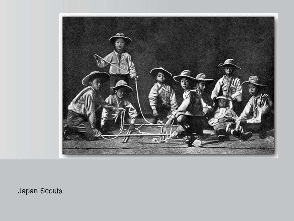 Japan Scouts