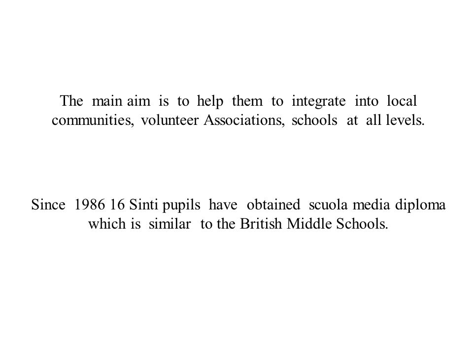 Different programmes which involve pupils from different classes, amendments to the timetable, simplified classwork –
