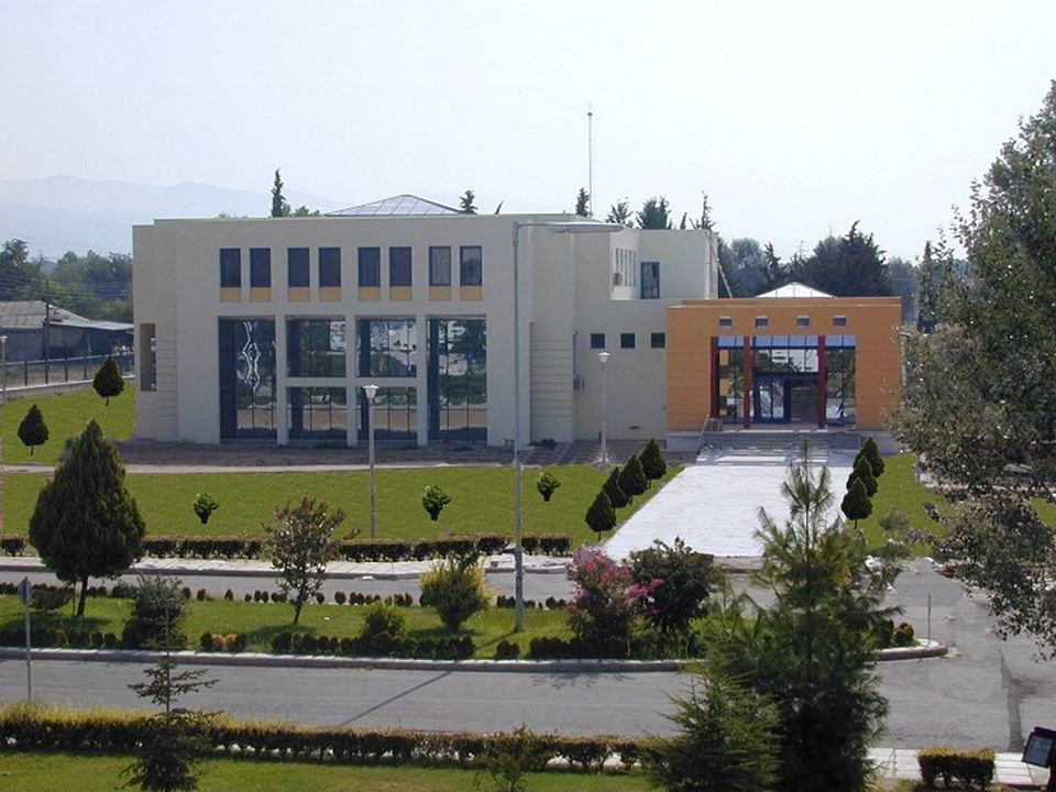 Campus Covers a total area of 105.000 sq.m.500 m.