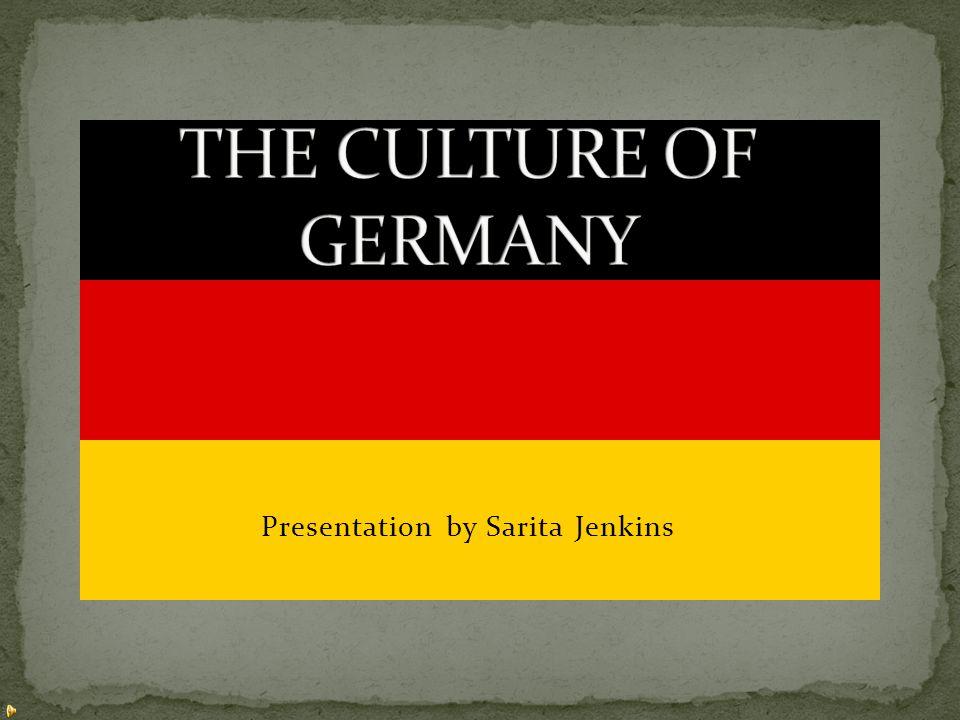 Presentation by Sarita Jenkins