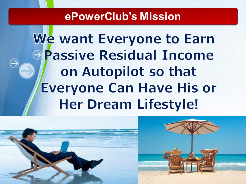 Powerpoint Templates Page 13 ePowerClub System Products ePowerClub Exclusive Software.