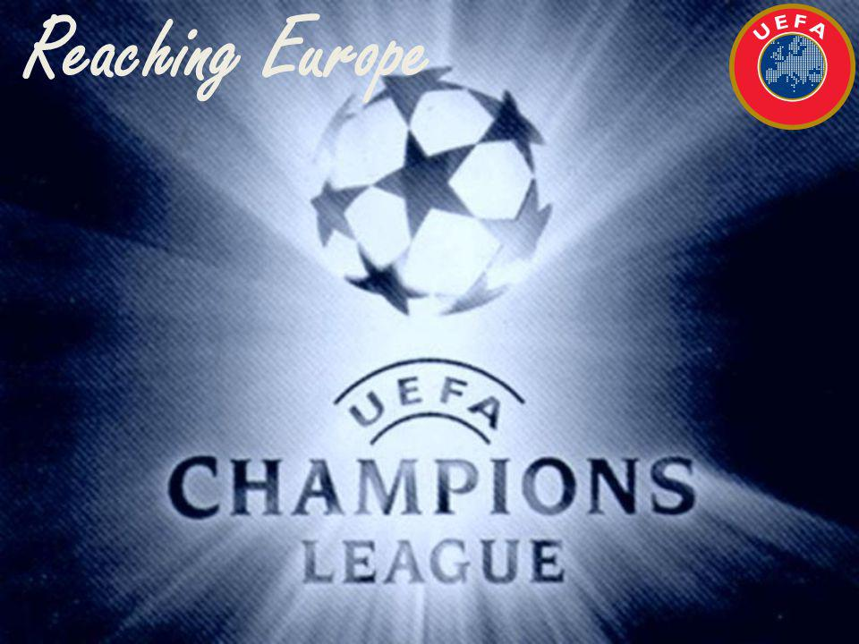 Reaching Europe
