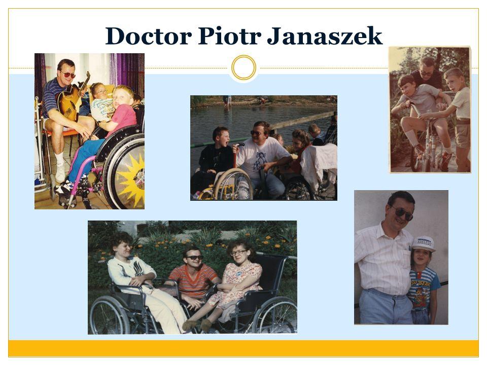 Doctor Piotr Janaszek