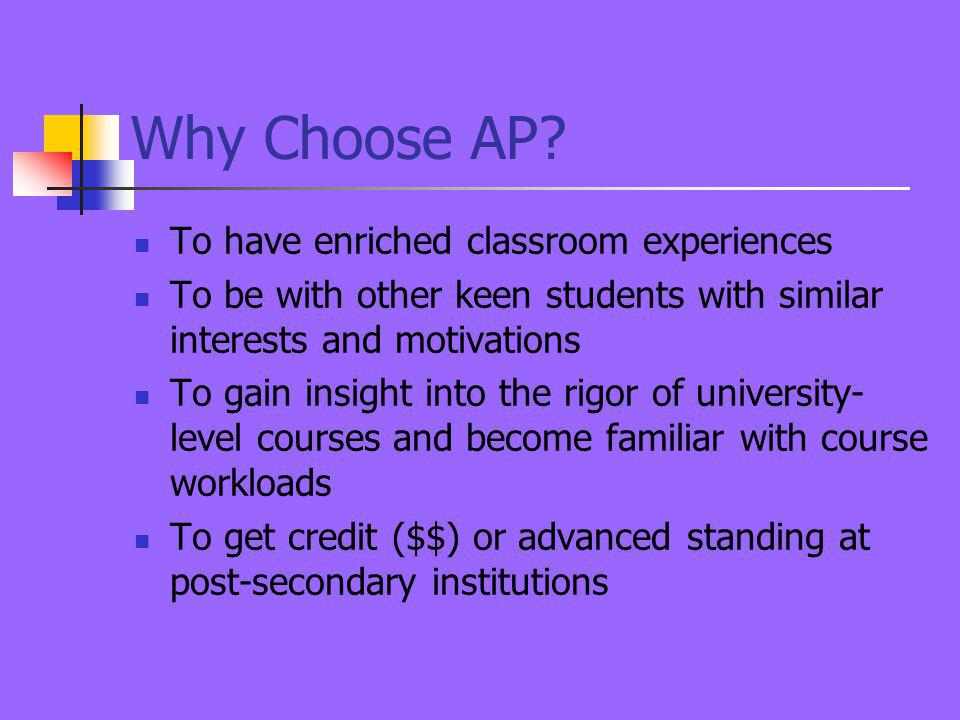 Why Choose AP.