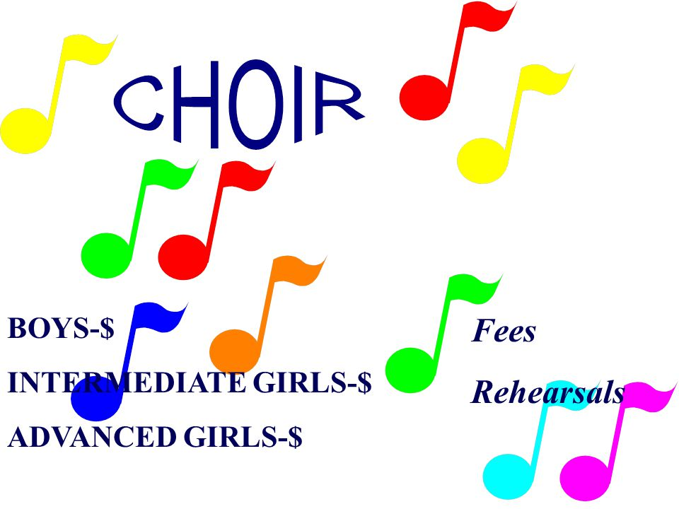 BOYS-$ INTERMEDIATE GIRLS-$ ADVANCED GIRLS-$ Fees Rehearsals