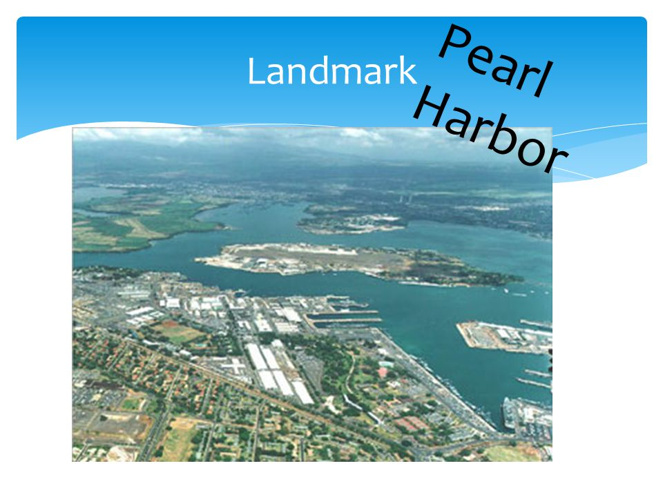 Landmark Pearl Harbor