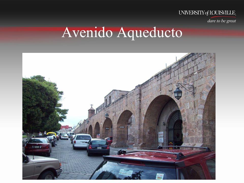 Avenido Aqueducto