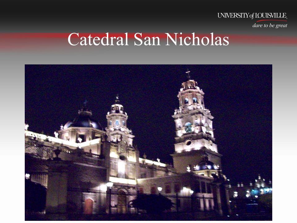 Catedral San Nicholas