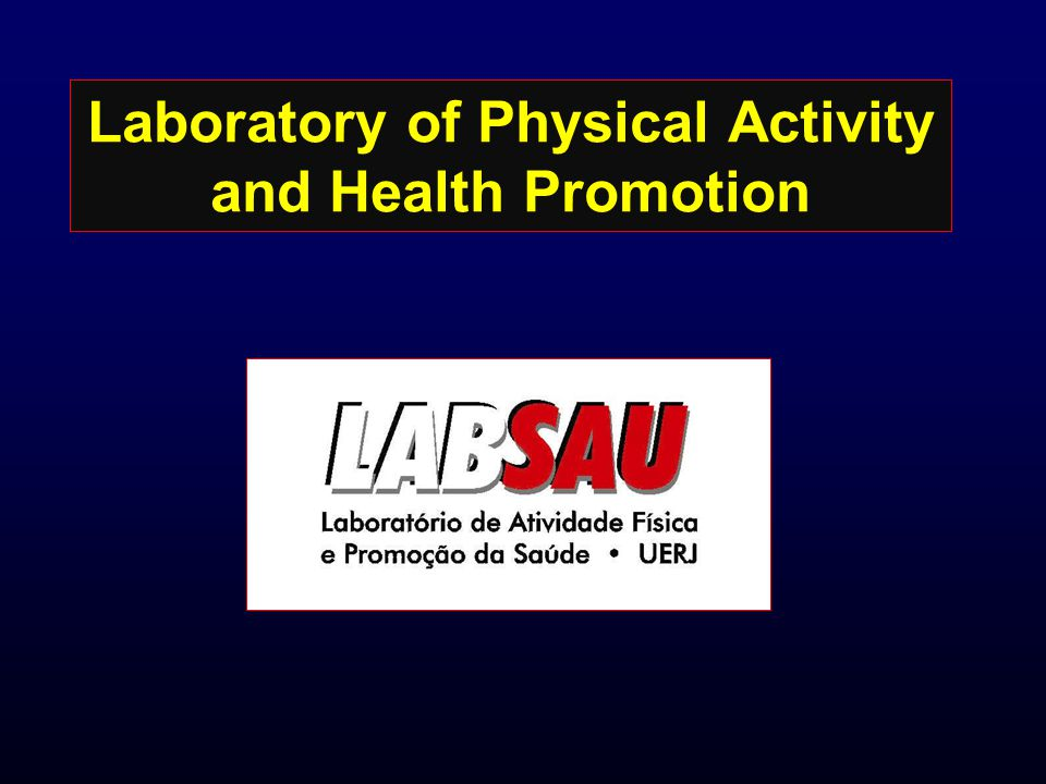 Methodological aspects of exercise prescription Physical activity for special populations (elderly, HIV-AIDS, obese, cardiovascular disease, athletes) Acute and chronic cardio-respiratory responses to exercise