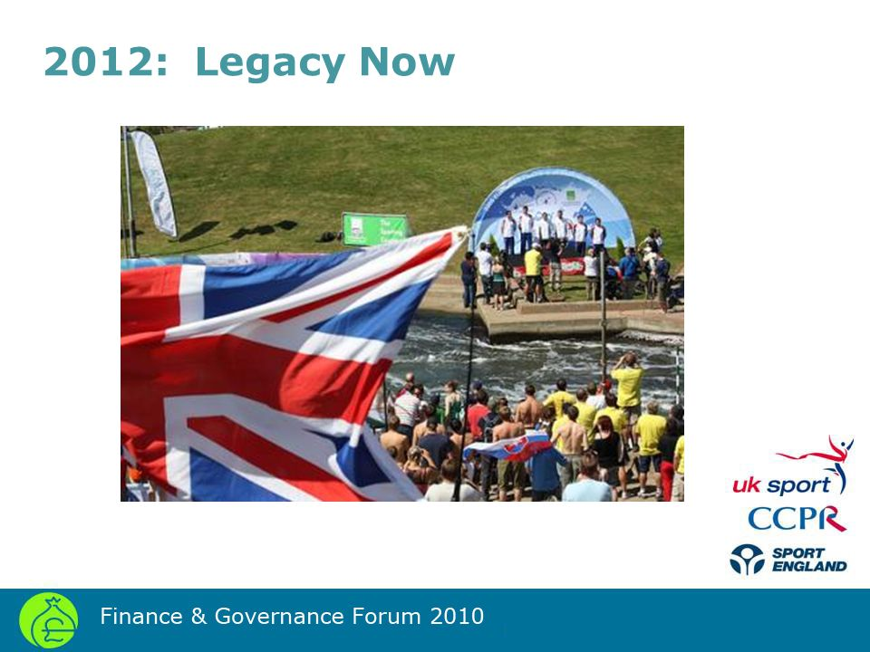 Finance & Governance Forum 2009 Post 2012 Commercial Landscape – Key Questions Will LOCOG commercial partners retain an association with sport.