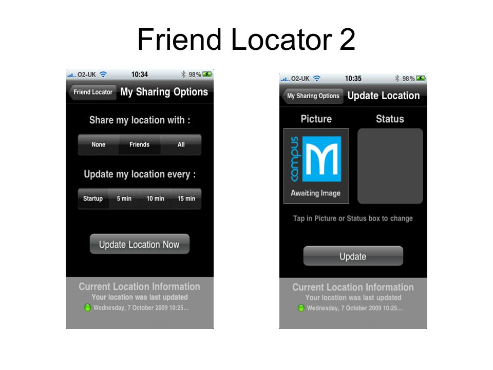 Friend Locator 2