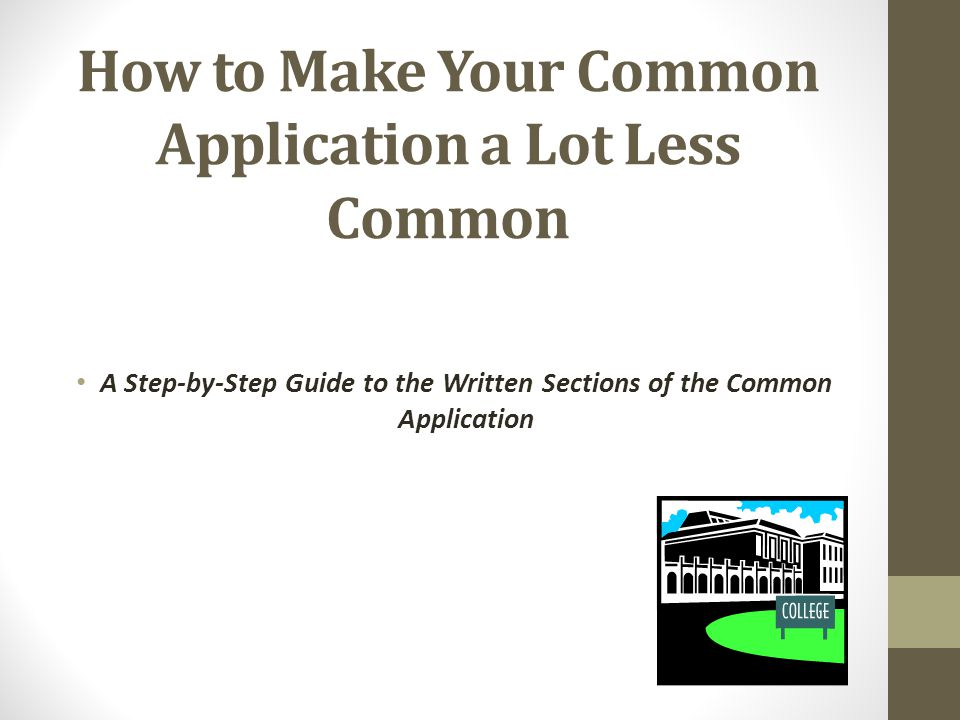 Getting Off To A Great Start… Opening Write the lead last.