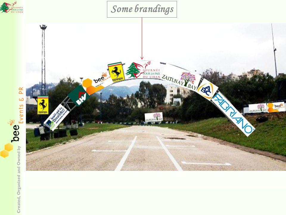 Some brandings