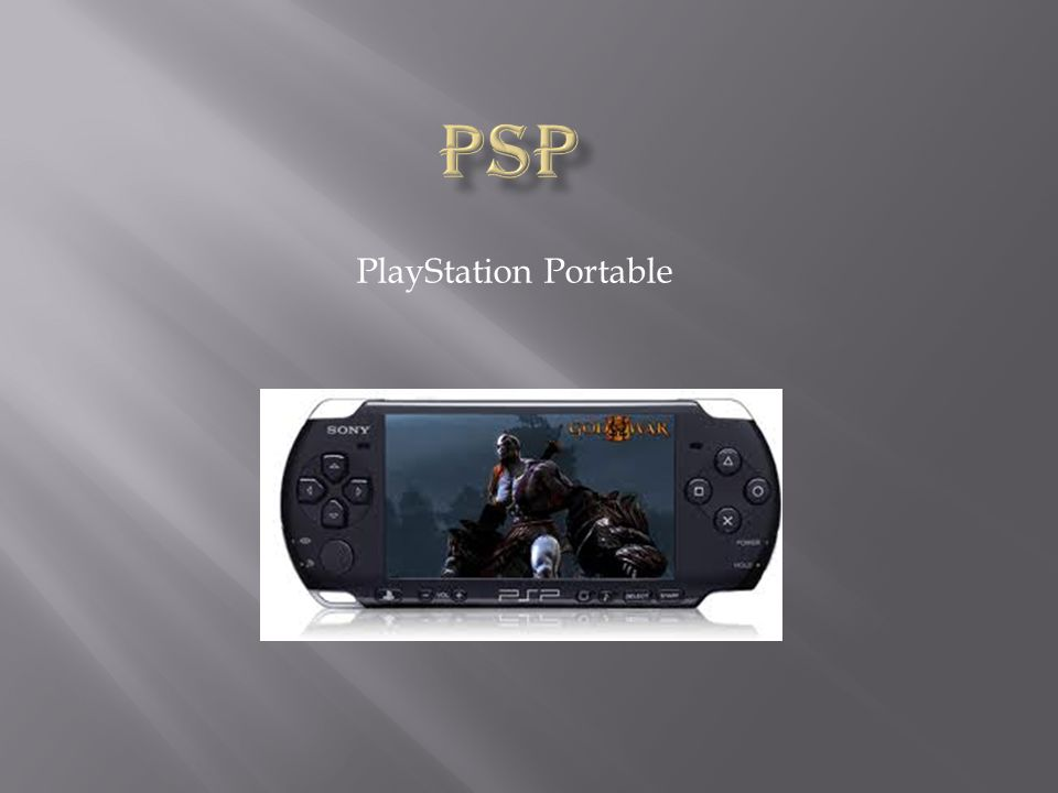 The first handheld game console in the PlayStation series, the PlayStation Portable or PSP, has sold a total of 71.4 million units worldwide as of September 14, 2011.